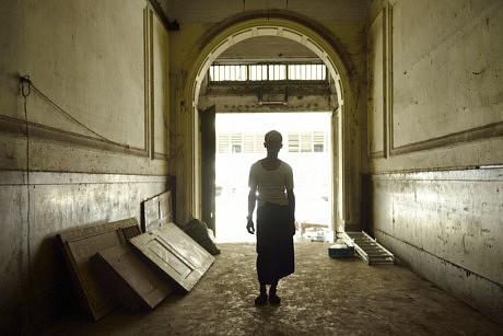 Ancien immeuble de Rangoun