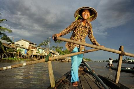 Delta du Mekong – Vietnam