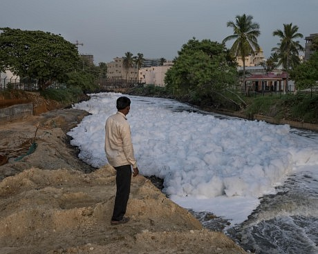 The last drop of Bangalore
