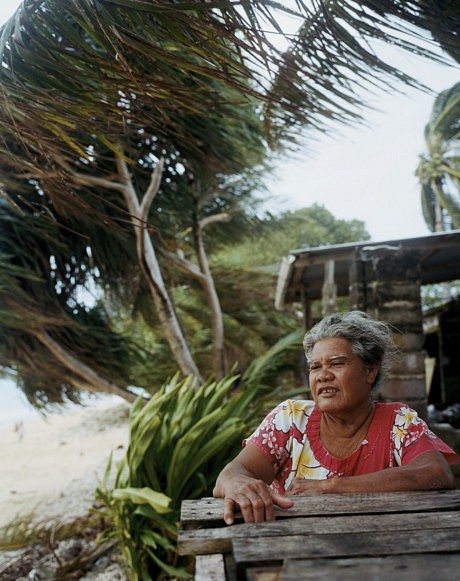 Climate refugees – Tuvalu