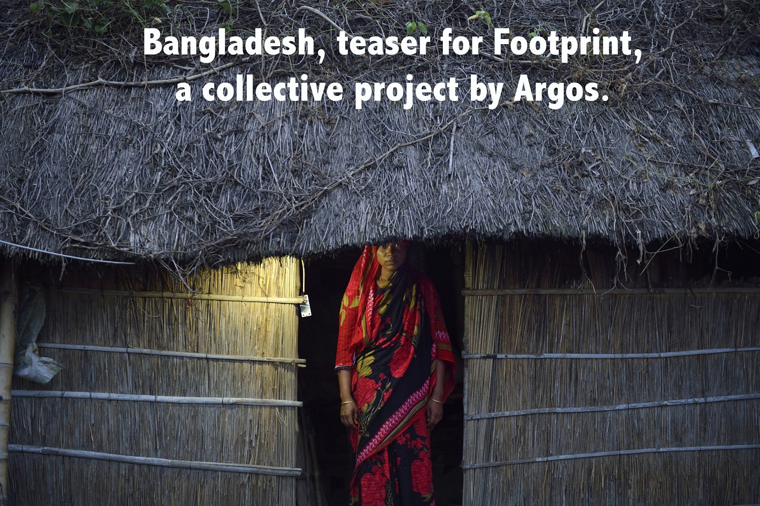 Teaser for Footprint collective project | Teaser for Footprint collective project